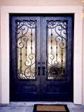 Martini Double Iron Doors