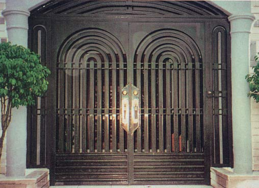 Iron Doors Custom Iron Doors Wrought Iron Entry Doors