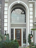 Designer Glass Entry Doors