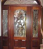 Texas Star Beveled Glass Entry Doors & Designer Series Glass Doors Deluxe leaded glass doors Pezcame.Com