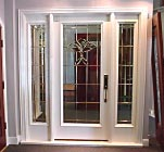 Glass Entry Doors and Sidelights