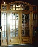 Ellington Glass Doors
