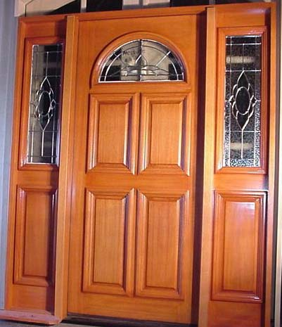 Custom Entry Doors on Legacy Entry Doors With Sidelights Cg146 Custom Built To Client S
