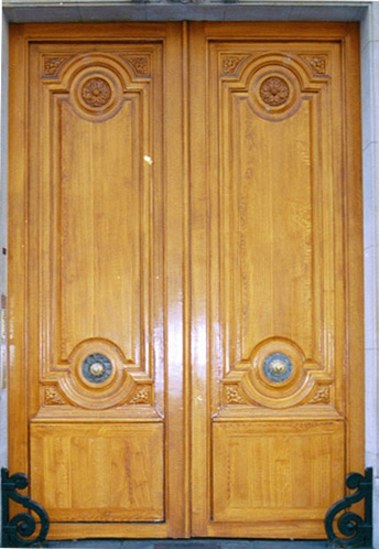 Custom Doors on Civita Carved Panel Double Doors Rp2243 Custom Built To Your