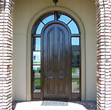 Marbella Wood Surround Doors