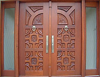Custom Wood Doors Collection Front Doors