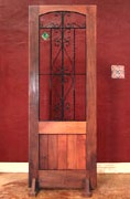 Iron Rustic Doors