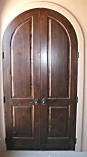 Halm Round Double Doors