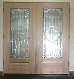 Ranch Style Glass Doors