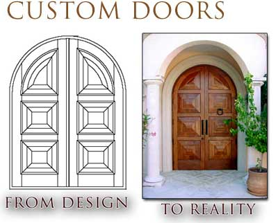 Custom Door Design on Custom Doors Creative Design Entry Custom Doors